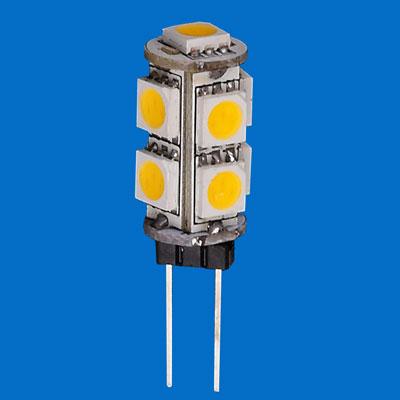 Metal Material G4 LED lamp
