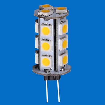 Metal Material G4 LED lights