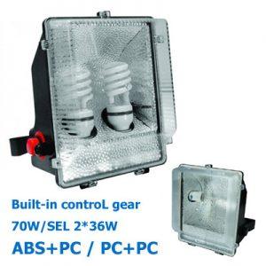 plastic pc Floodlights