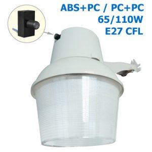 Plastics CFL Street Lighting