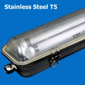 Stainless Steel T5 Waterproof Lighting