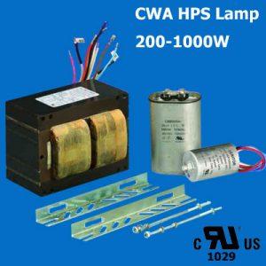 HPS lamp CWA Ballast