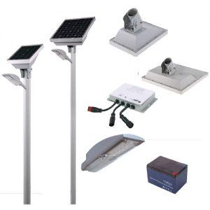 Solar Street Lights System 427301-0